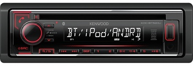 Автомагнитола Kenwood KDC-BT520U