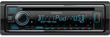 Автомагнитола Kenwood KDC-BT640U