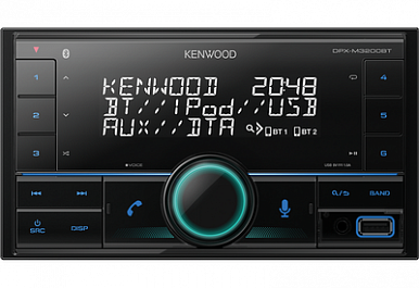 Автомагнитола Kenwood DPX-M3200BT