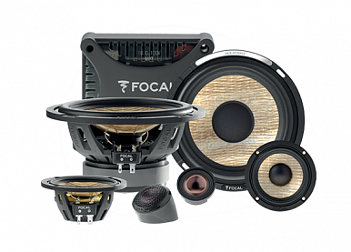 Компонентная акустика Focal Performance PS 165 F3E