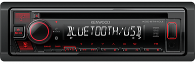 Автомагнитола Kenwood KDC-BT440U